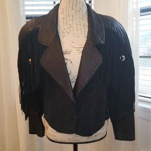 Vintage Scully Leather Jacket